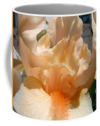 Office Art Irises Flower Orange Iris Flower Giclee Art Prints Baslee Troutman Coffee Mug