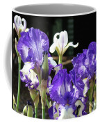 Office Art Prints Iris Flower Botanical Landscape 30 Giclee Prints Baslee Troutman Coffee Mug