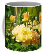 Office Art Rose Garden Giclee Prints Roses Baslee Troutman Coffee Mug