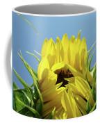 Office Art Sunflower Opening Summer Sun Flower Baslee Troutman Coffee Mug