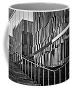 Office Buildings Reflections Coffee Mug