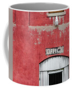 Office Door - Architecture Coffee Mug