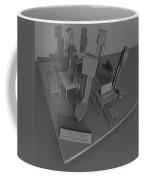 Office Four Coffee Mug
