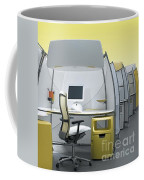 Office Funiture 3d Portfolio Coffee Mug