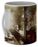 Office - Ole Tobias Olsen 1900 - Side By Side Coffee Mug