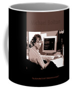 Office Space Michael Bolton Movie Quote Poster Series 004 Coffee Mug