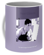 Office Space Peter Gibbons Movie Quote Poster Series 001 Coffee Mug