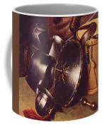 Officer Of The Marksman Society In Leiden Detail Coffee Mug