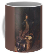 Officer Of The Marksman Society In Leiden Coffee Mug