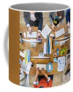 Oficinas Compartidas Coffee Mug