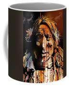 Oglala Warrior Coffee Mug