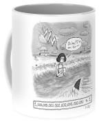 Oh Boy I've Won The - 1,000,000,000,000,000,000,000,000 To 1 Coffee Mug