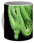 Oh So Green Viper Coffee Mug