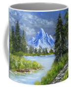 Oh, Spring, 9x12, Oil, '07 Coffee Mug