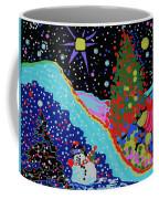 Oh The Joys Of Winter Coffee Mug