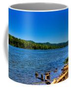 Ohio River Bank Coffee Mug
