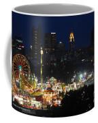 D3l-464 Ohio State Fair With Columbus Skyline Coffee Mug
