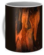 Oil Abstract Coffee Mug
