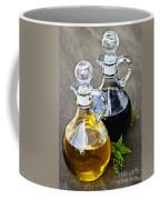 Oil And Vinegar Coffee Mug by Elena Elisseeva