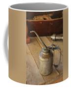 Oil Can Coffee Mug