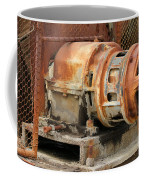 Oil Field Electric Motor Coffee Mug