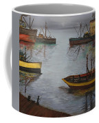 Oil Msc 024  Coffee Mug