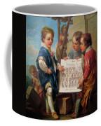 Oil On Canvas Coffee Mug