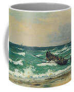Oil Painting Danish Golden Age Coffee Mug
