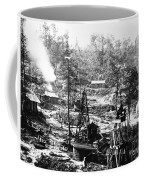 Oil: Pennsylvania, 1863 Coffee Mug