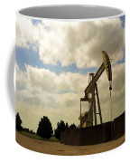 Oil Pumpjack Coffee Mug