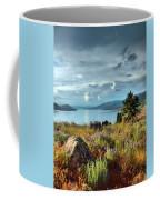 Okanagan Lake In The Spring Coffee Mug