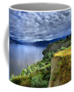 Okanagan Lake On A Thursday Coffee Mug