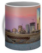Okc Sunset Coffee Mug
