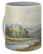 Okehampton Castle Coffee Mug