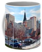 Oklahoma City Wide Angle Coffee Mug