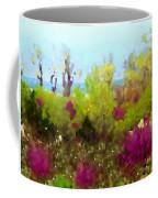 Oklahoma Spring Colors Coffee Mug