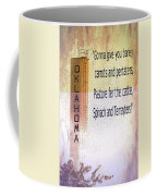 Oklahoma State Song Coffee Mug