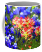 Oklahoma Wildflowers Coffee Mug