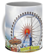 Oktoberfest 2010 Munich Coffee Mug