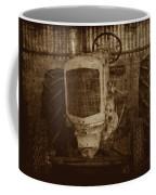 Ol Yeller In Sepia Coffee Mug