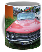 Old American Car Coffee Mug