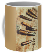 Old Ammunition Coffee Mug