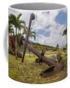 Old Anchor In Kauai Coffee Mug