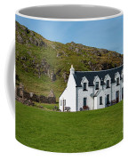 Old And New Iona Architecture Coffee Mug
