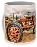 Old And Rusty Coffee Mug