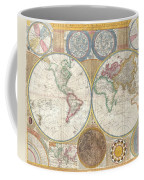 Old Atlas Coffee Mug