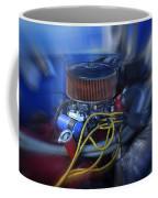 Old Bad Blue Coffee Mug