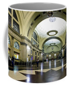 Old Barcelona Train Station Coffee Mug