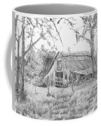 Old Barn 2 Coffee Mug