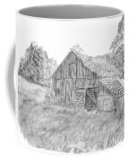 Old Barn 3 Coffee Mug